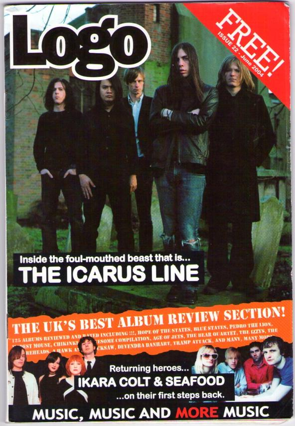Logo Magazine 1