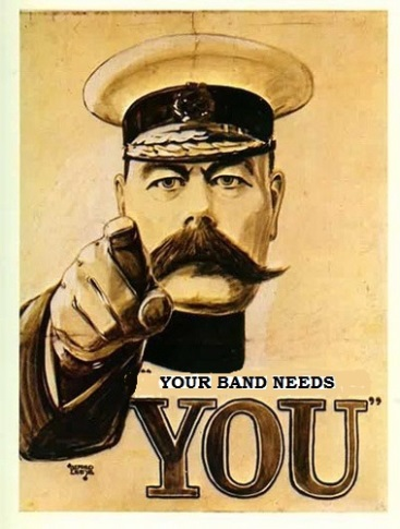 Band Needs You