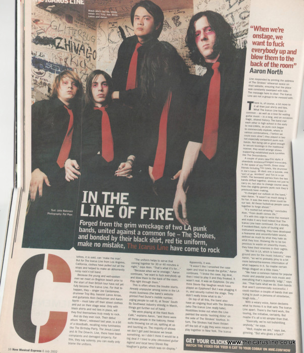 1-NME 6 July 2002