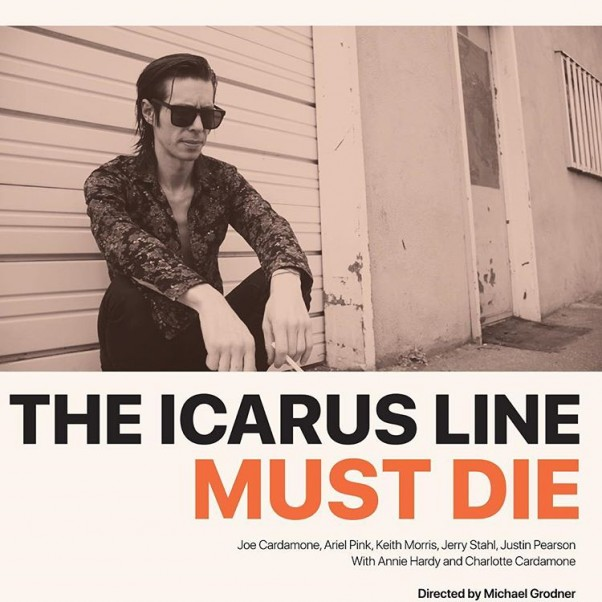The Icarus Line Must Die Poster